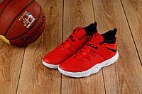 Мужские баскетбольные кроссовки Nike LeBron Soldier 10 Low (Red/Black), фото 1