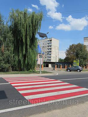 Светодиодное освещение пешеходных переходов, фото 2