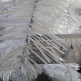 Елка искусственная классическая белая 1.6 м купить белую елку в дом, фото 3
