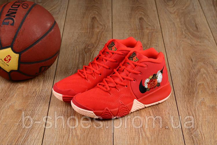 Мужские баскетбольные кроссовки Nike Kyrie 4 (Red)