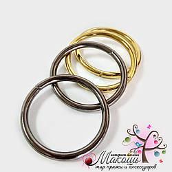Кольцо металлическое  3 см