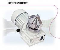 Sterimixer® Уникальный миксер с магнитной муфтой для фармацевтической промышленности - компании Steridose AB