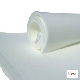 Поролон для мебели ST28. Толщина 3 см (30 мм)