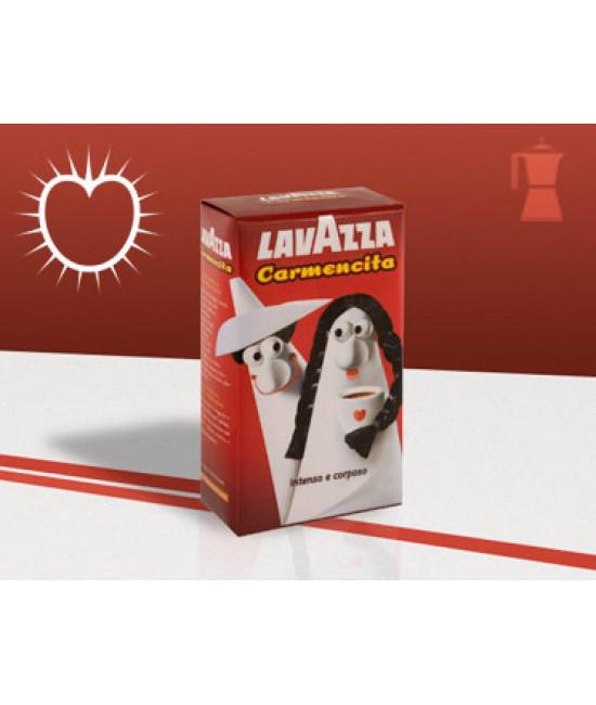 Кофе молотый LAVAZZA CARMENCITA  250гр