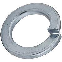 Шайба пружинная (гровер) M8 DIN 7980 оцинкованная (упаковка 1000 шт.)
