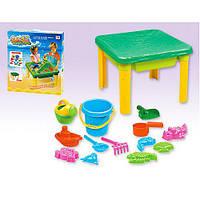 Детский столик-песочница  8801