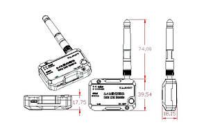Телеметрия Tarot ZYX-BD Bluetooth для контроллера ZYX-M (ZYX27), фото 2