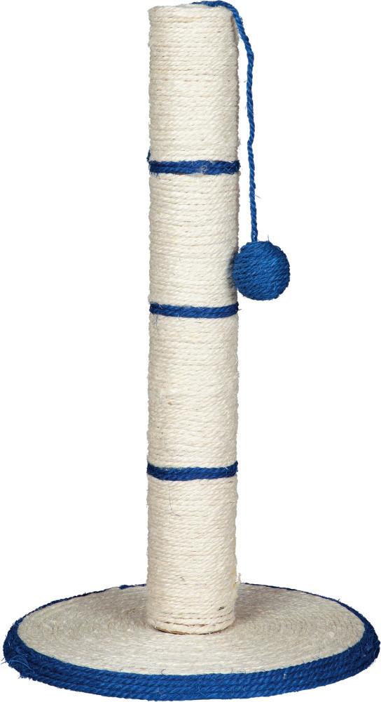 Когтеточка-столбик 31х50 см сизалевая для котов и кошек Trixie