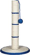 Когтеточка-столбик 31х50 см Trixie сизалевая для котов и кошек