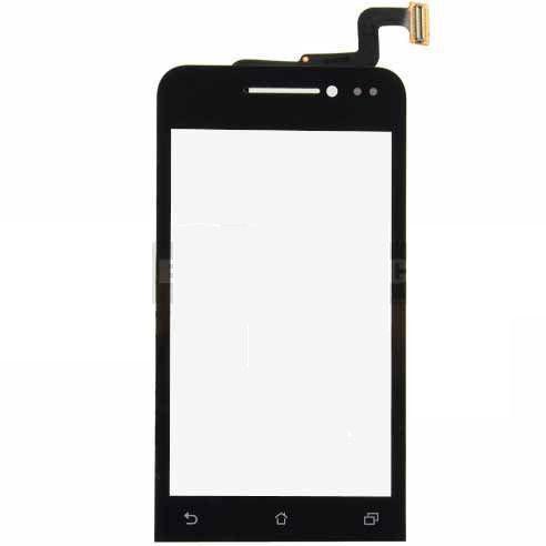 Сенсорний екран для смартфону Asus A400CXG Zenfone 4, тачскрін чорний