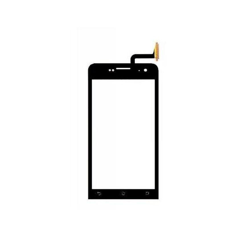 Сенсорний екран для смартфону Asus A502CG Zenfone 5 Lite, тачскрін чорний