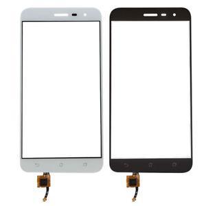 Сенсорний екран для смартфону Asus ZE552KL Zenfone 3, тачскрін чорний