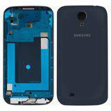 Корпус для смартфону Samsung i9505 Galaxy S4 синього кольору