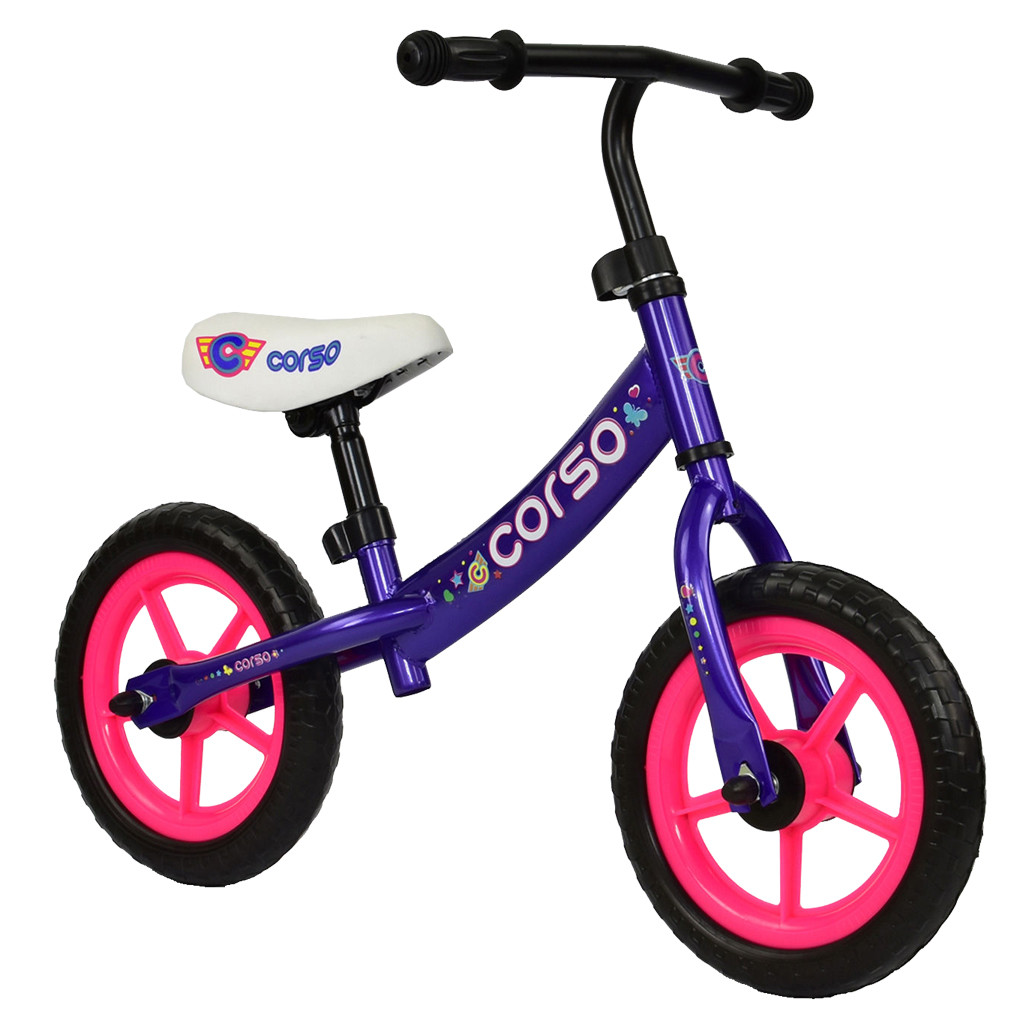 Велобег CORSO Фиолетовый С-7340