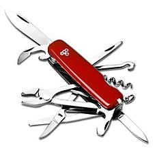 Нож Ego A01.11, красный, фото 2