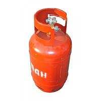 Балон газовий побутовий 12 л. бутан (NOVOGAS, Білорусь), фото 1