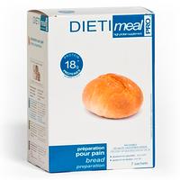 Булочки белые протеиновые DIETI Meal Pro, 24 гр