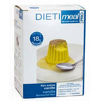 Флан ванильный протеиновый DIETI Meal Pro, 24 гр