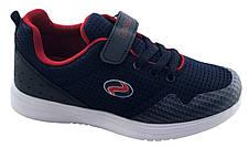 Детские текстильные кроссовки 73SINIY р. 32, 34 Синий, фото 3