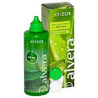 Мультифункциональный раствор Avizor alvera 350 мл