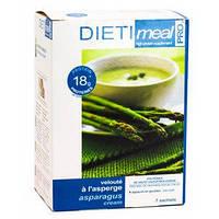 Суп-пюре спаржевый протеиновый DIETI Meal Pro, 27 гр