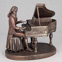 Статуэтка Вольфганг Амадей Моцарт Veronese Италия (20 см) 75168 A4