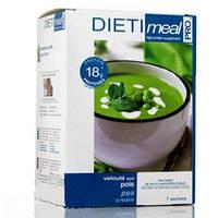 С зеленым горошком протеиновый суп-пюре DIETI Meal Pro, 30 гр