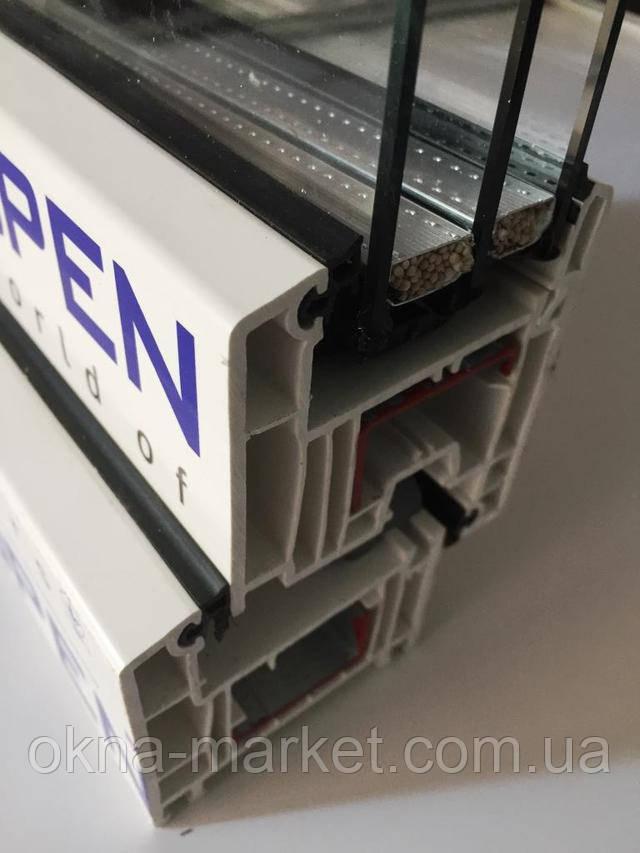 Пластиковые окна Openteck Elit от Okna Market