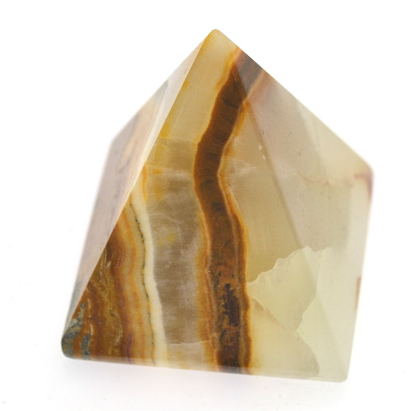 Пирамиды из оникса. (50х50х50мм)