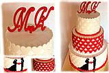 МК топпер на торт  заготовка для декора, фото 4