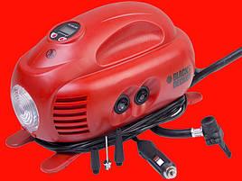 Автомобільний компресор на 12 Вольт Black&Decker ASI200