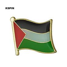 Значок флаг Палестина для коллекции