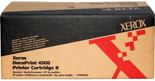 Картриджи xerox 113R00265 для  xerox  DocuPrint 4508 оригинал