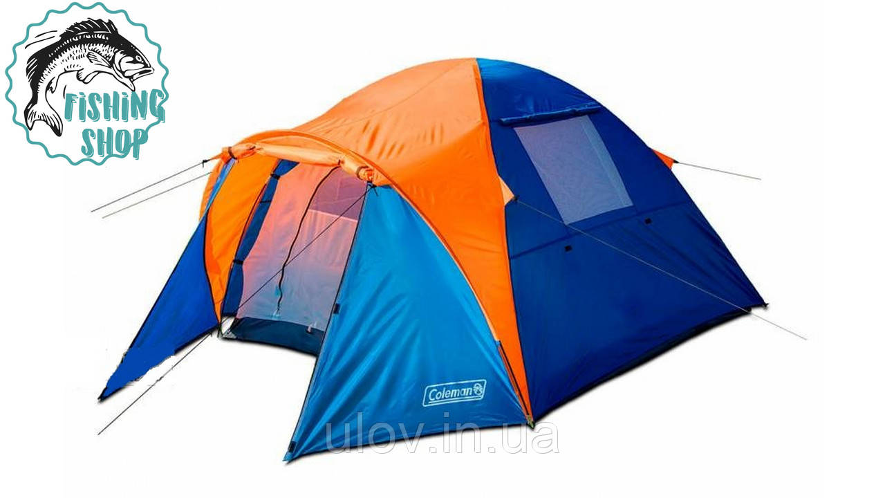 Палатка 3-х местнаяColeman 1011 (Колеман)
