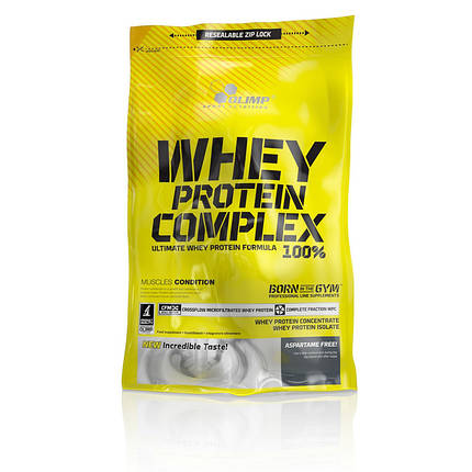 Whey Protein Complex 100% 500 g, фото 2