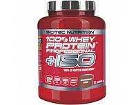 Протеин Scitec Nutrition 100% Whey Protein Professional ISO 2280 кг