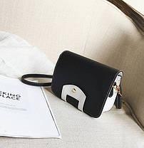 Оригинальная сумка сундучок на ремешке, фото 3