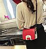 Оригинальная сумка сундучок на ремешке, фото 6