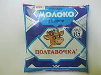 """Молоко згущене з цукром 8,5% """"Полтавочка"""" м/у 500г (1/18)"""