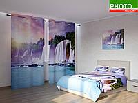Фотокомплекты  радужный   водопад