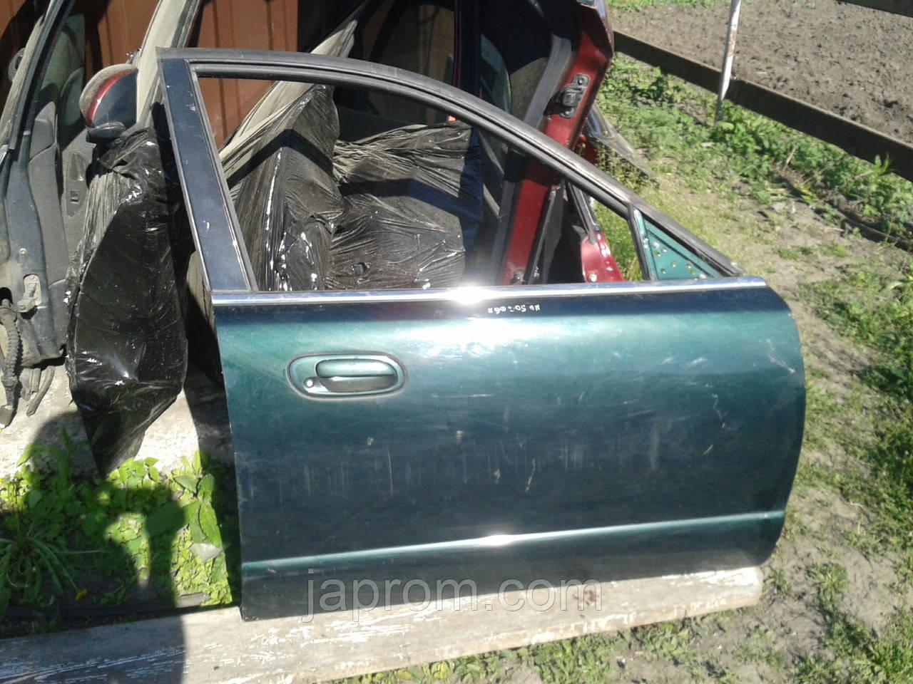 Дверь передняя правая Mazda Xedos 9 1994-2002г.в. зеленая