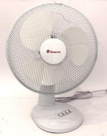 Настольный вентилятор Domotec DM-012 мощный маленький 36 Вт (3 скорости)