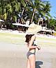 Шикарный пландж купальник с рюшками, фото 3