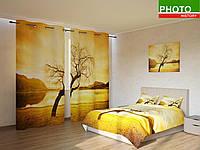 Фотокомплекты золотой пейзаж
