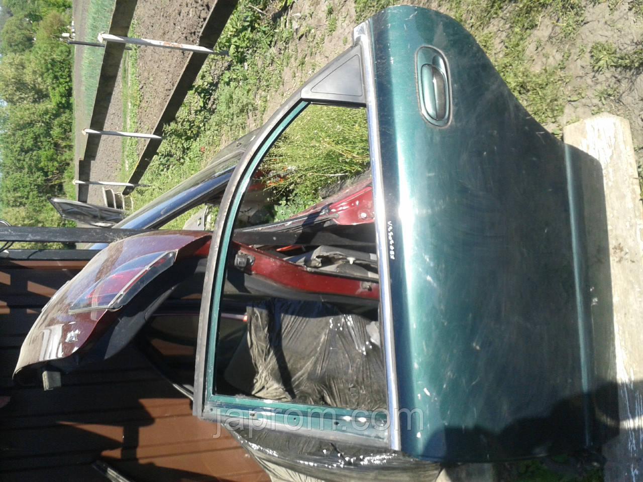 Дверь задняя левая Mazda Xedos 9 1994-2002г.в. зеленая