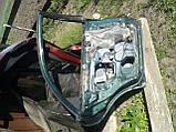 Дверь задняя левая Mazda Xedos 9 1994-2002г.в. зеленая, фото 2
