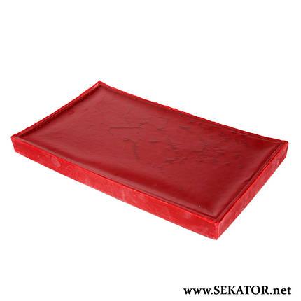 Червоний віск для щеплення рослин Optiwax з фунгіцидом, 1 кг, фото 2