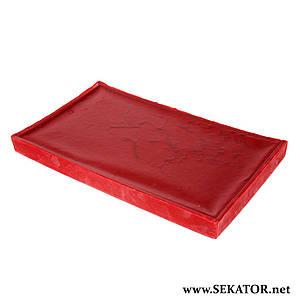 Червоний віск для щеплення рослин Optiwax з фунгіцидом, 1 кг
