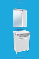 Комплект для ванной комнаты Висла Т-1 50