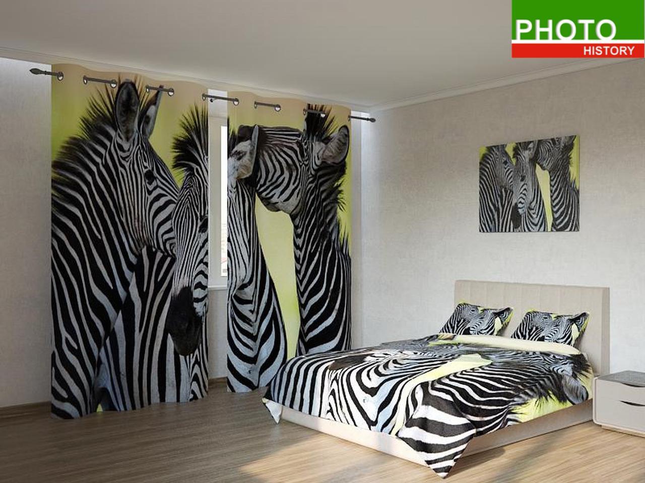 Фотокомплекты зебры